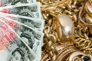 Cash for Gold in Chertsey