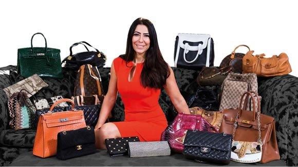 Claudia Valentin Designer Handbag Expert